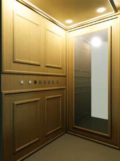 Cabine ascensori Elfer