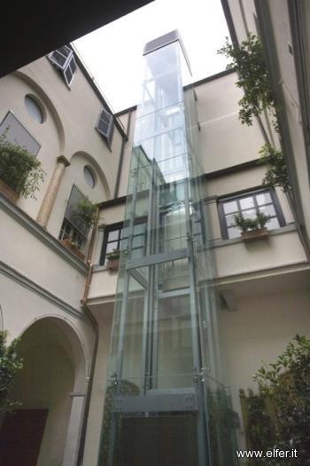 Elfer azienda specializzata in ascensori e montacarichi - Ascensori per interni ...