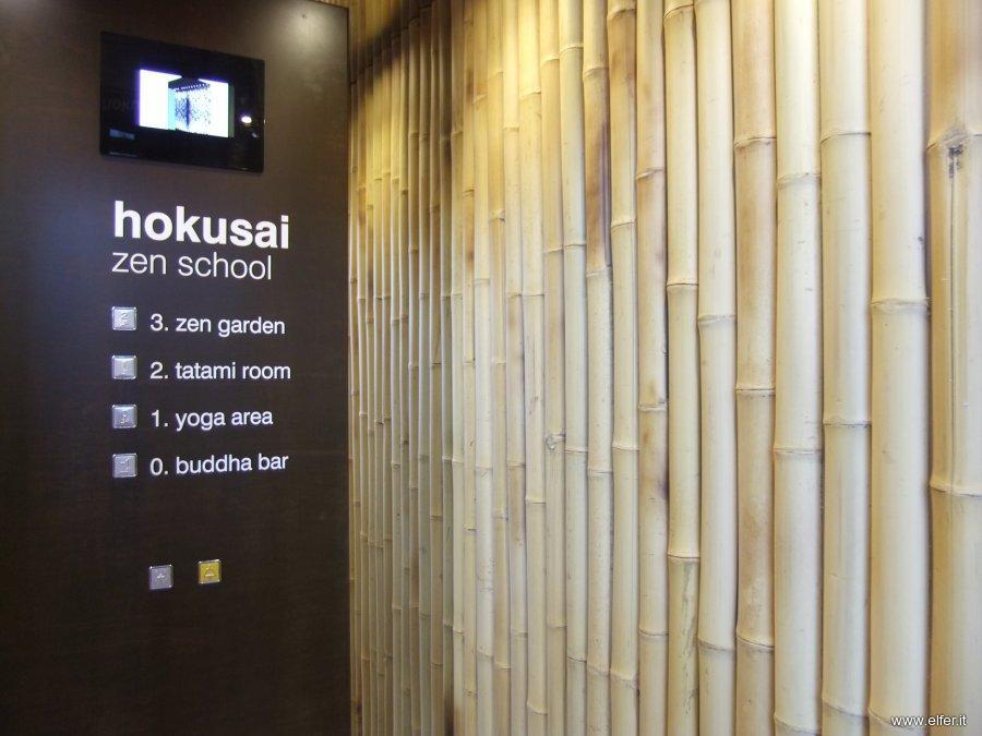Pulsantiera ascensore – Installazione climatizzatore